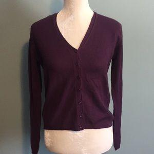 Zara Knit Cardigan Large
